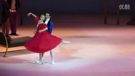 斯坦尼拉夫斯基剧院  Natalia Somova, Ivan Mikhalev 玛格丽特与阿芒片段