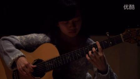 中岛美嘉《雪之花》吉他独奏 kanaho改编