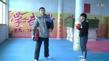 【学武堂】自学武术系列——靶位训练:组合靶
