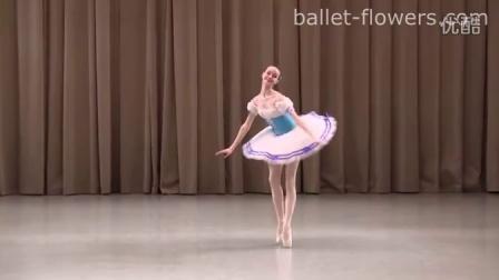瓦岗诺娃 Svetlana Savelieva (14岁)2015   关不住的女儿 变奏