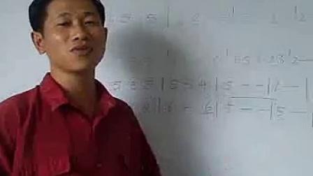 音乐简谱基础教学2009--4-节拍_标清