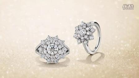 海瑞温斯顿芙蓉锦簇Lotus Cluster珠宝系列
