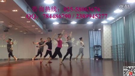 南京新街口开放大学鸿羽霓裳舞蹈培训南京首家全日制中国舞培训学校古典舞《卷珠帘》