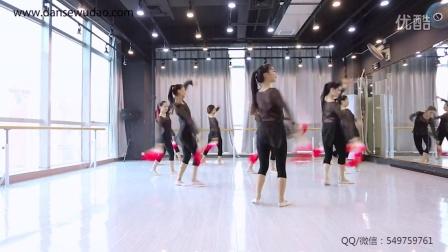 单色舞蹈江汉路馆中国舞教练班学员成品舞《十面埋伏》 汉口中国舞培训班