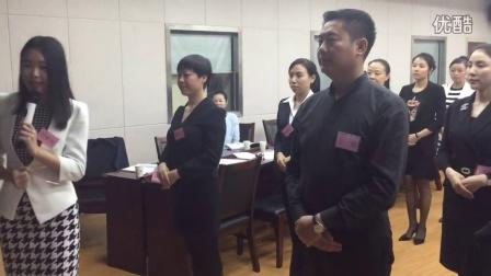 66期aci国际高级注册礼仪培训师资格认证班学员微课展示,刘卿瑜老师展示蹲姿礼仪培训技巧