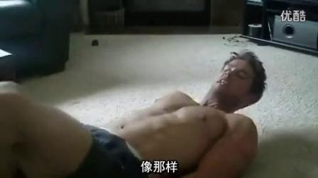 [中字]在家如何练腹肌