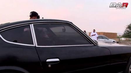 肌肉车交火 V8 Datsun Z vs Nitrous LSx Camaro