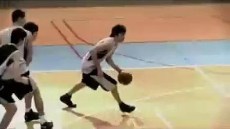 【NBA篮球招牌动作】卢比奥Rubio欧洲步Euro Step*