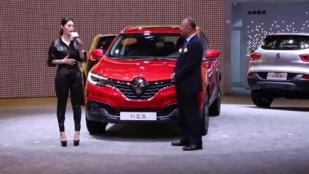 东风雷诺首款国产SUV科雷嘉首发(首发新车)