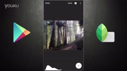 Snapseed App Sizzle Video-HD