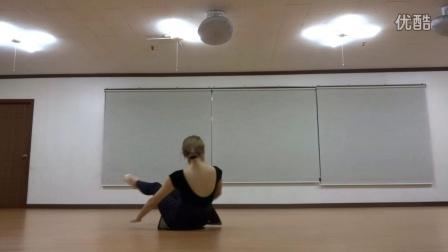 中国女生考汉阳大学芭蕾系却…