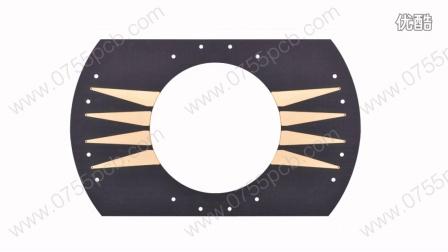PCB高频板打样,天线射频微波高频板