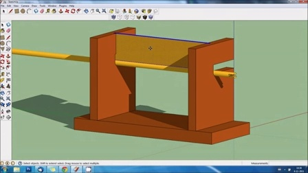 01. How to make a basic arrow fletching jig