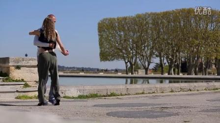 巴西宗巴舞:瑞士美女 Kizomba New Style 2015, sensual - Nadine & Martin