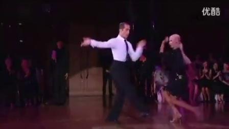 2015世界超级巨星拉丁舞恰恰表演里卡多尤莉亚_标清