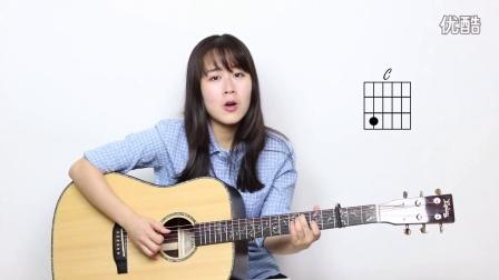 小幸运 我的少女时代 田馥甄 Nancy吉他弹唱教学 吉他教程