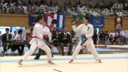 JAPAN University Karate taunament 52nd -4