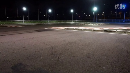 LC Racing 1/14电动拉力車 EMB-WRCH 撞击翻滚测试
