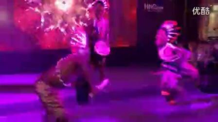北京CLC 外籍战斗舞鼓