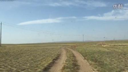 奔驰G55 AMG高速穿越内蒙古大草原(三)