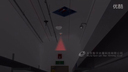 地下综合管廊 数字光魔作品