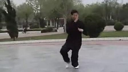 郭松林42太极拳红梅赞