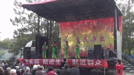 三原县深入生活扎根人民文化惠民演出