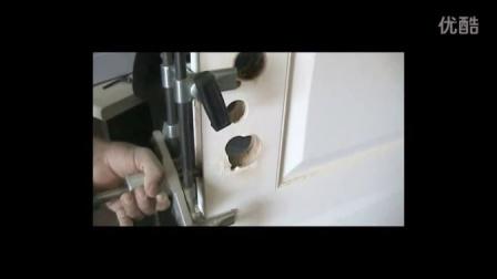Mortise插芯锁安装指南