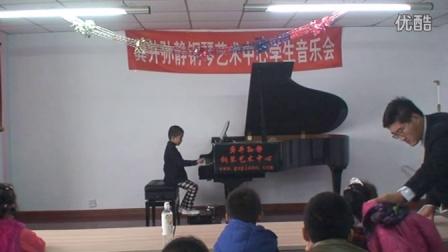 2015-11-21感恩节音乐会精彩片段