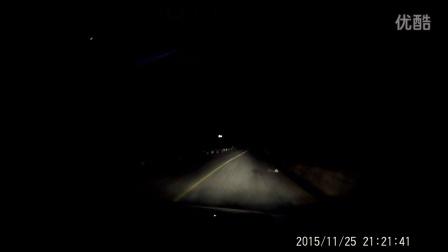 东南DX7自尊摩卡棕贵州山路夜晚驾驶第三弹