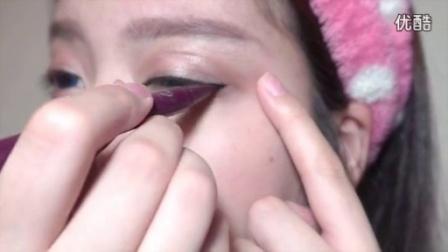 Dolly CL❤日系流行魅惑貓眼妝容