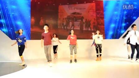 2015广州国际车展帅哥靓女热歌热舞超高清视频4 东风HONDA展台