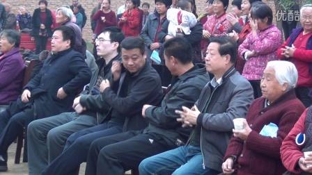 三原县贴近群众扎根人民文化惠民演出