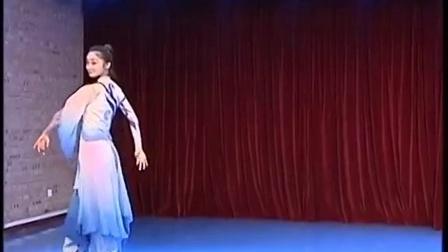 【一字马女生】舞蹈《洛神》 表演者:北京舞蹈学院 刘笑盈