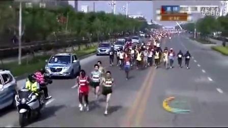 2013黄河口东营国际马拉松赛_陆地方舟新能源电动汽车视频展示 第三集