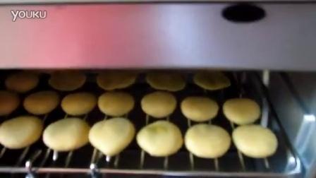 使用烤箱 自烤饼干 面包