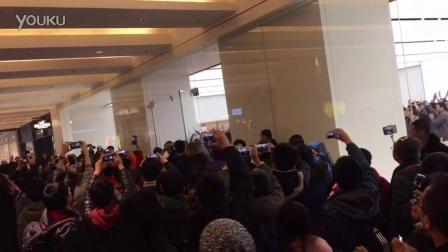 北京朝阳大悦城Apple Store开店
