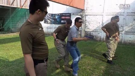 3 枪战术基本训练课程