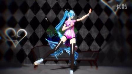 【动漫】 Arcade Miku 「ELECT」