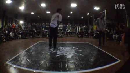 广西体育高等专科学校街舞比赛-个人32强-xxVS赛一