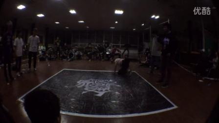 广西体育高等专科学校街舞比赛-团队16强-集团VS绍伟队
