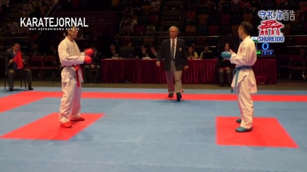 EAKF2015 Ind.Kumite Final-75,Male-55,-60 & Female-55