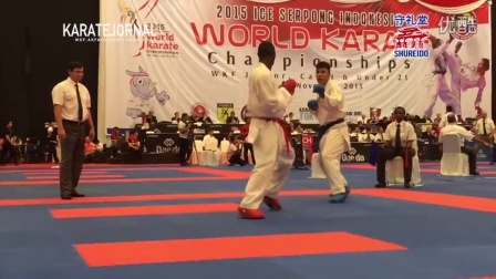 Discovery ! Future star WKF Junior Kumite male  76 Mohamed tareg (ksa)
