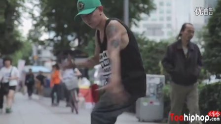 【太嘻哈】bboy SHINOBI x bboy GOBLIN 2015_ Flow Like Rivers _ Dailydance TV