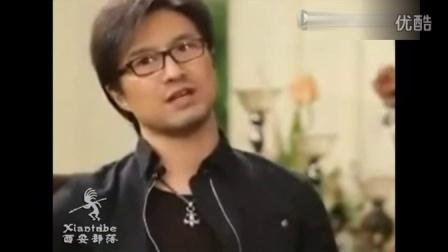 采訪汪峰居然說的是陜西話