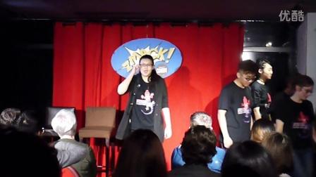 Zmack-Spider Lizards(即兴表演)Improv show 2nd half subway and director