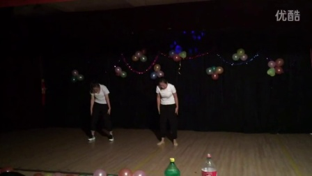 江西外语外贸中国舞协会 舞蹈串烧