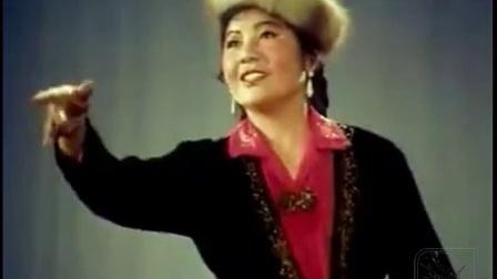 02 回族民歌《人民公社是金桥》演唱:马玉梅(1976)