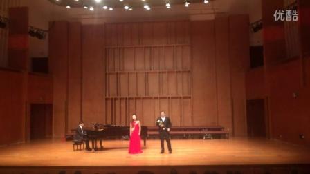 """""""自从那天我遇见你""""Un di felice,eterea 选自歌剧《茶花女》La Traviata 20151114"""
