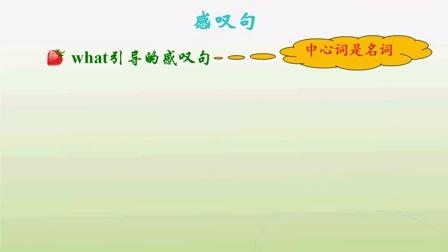 【万唯教育】英语—感叹句(海南)